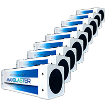 maxblaster commercial professional ozone generators for odor mold removal